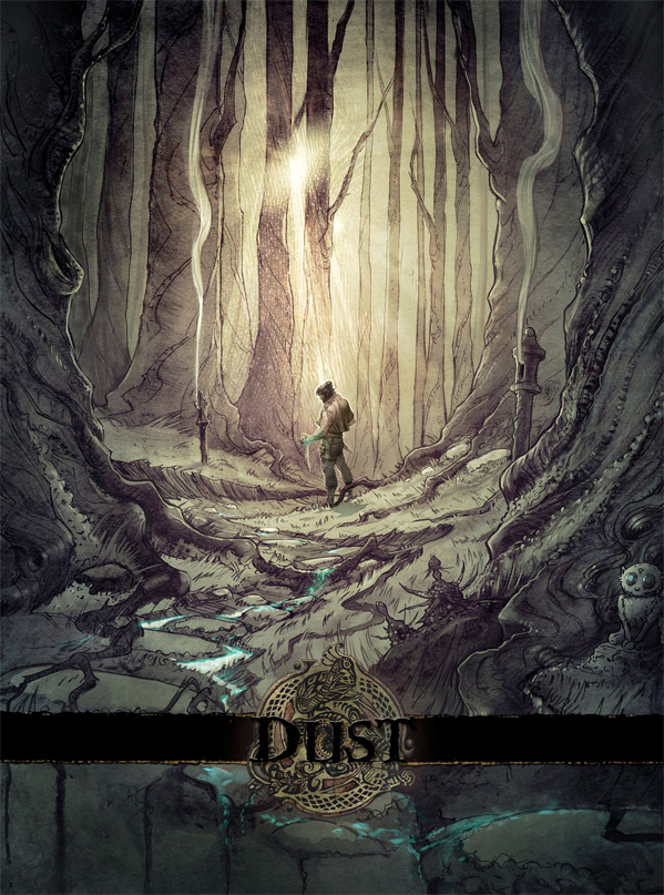 dust  short scifi with stunning cinematography  u0026 worthy